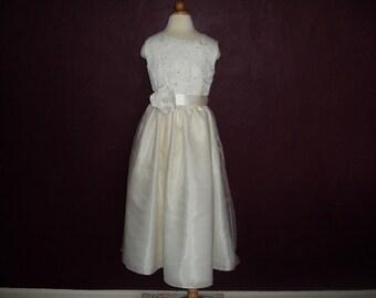 Monica Flower Girl Dress