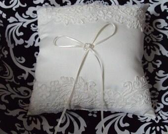 Mila Ring Bearer Pillow