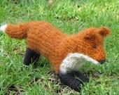 Copper, the Red Fox Pattern, PDF