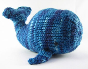 Glider the Whale Pattern, PDF, Instant Digital Download,