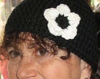 Custom - Classic Emma Daisy Flower Hat - Made to Order