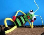 CHRIS CRICKET PDF Crochet Pattern