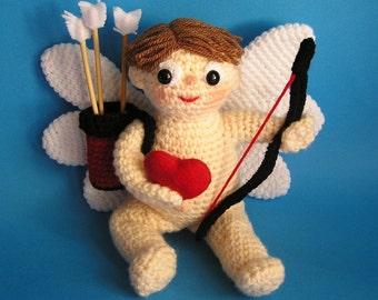 PDF Crochet Pattern CUPID
