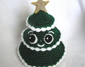 PDF Crochet Pattern CHRIS TREE