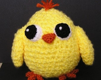 PUDGY CHICK PDF Crochet pattern