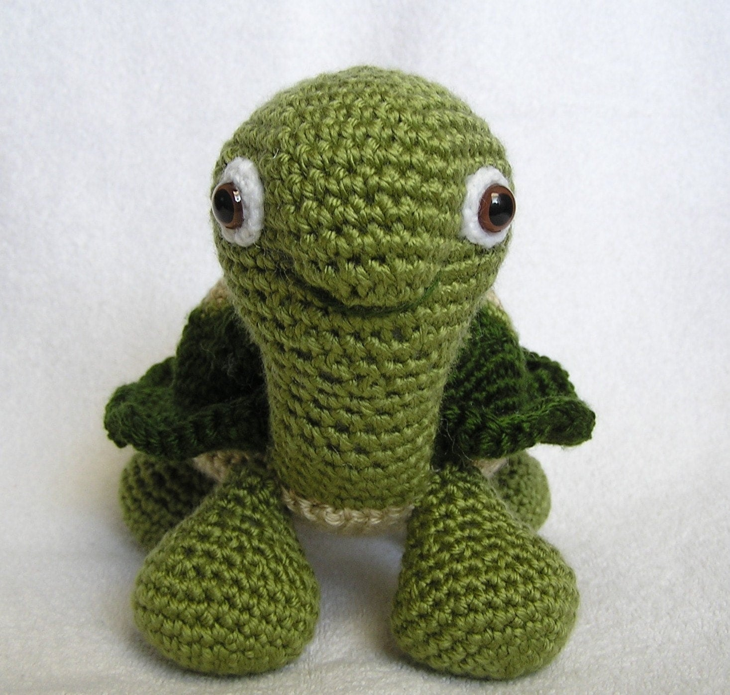 BABY TURTLE PDF Crochet Pattern By Bvoe668 On Etsy