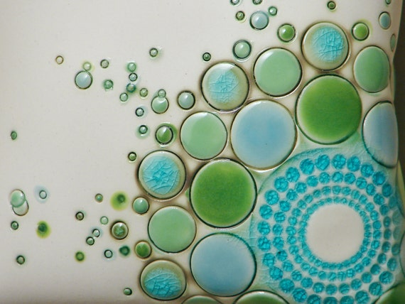 Sea Polyp Ceramic Wall Art