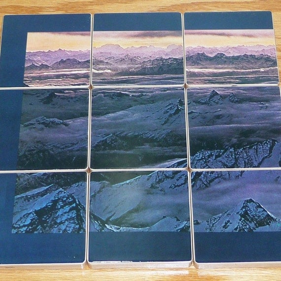 Santana Moonflower Album Art Cover Coasters And Warped Lp