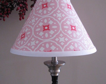 Dwell Medalion lamp shade
