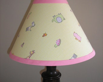 Lamp shade Jungle Luv