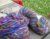 Shermer, Illinois 142yds handdyed Merino wool single yarn