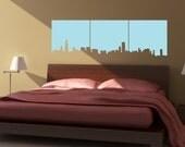 Chicago Skyline Vinyl Wall Decal Art Decor