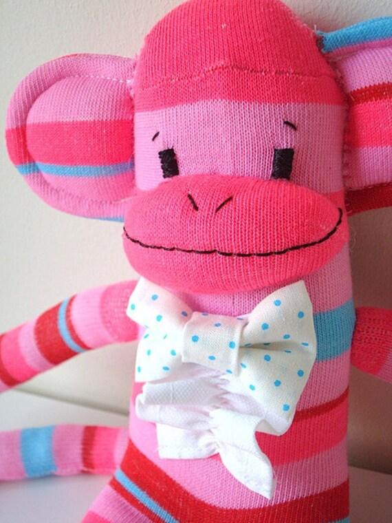 Sale - Bow-Tie Monkey