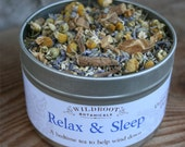 Relax & Sleep Tea - wildroot