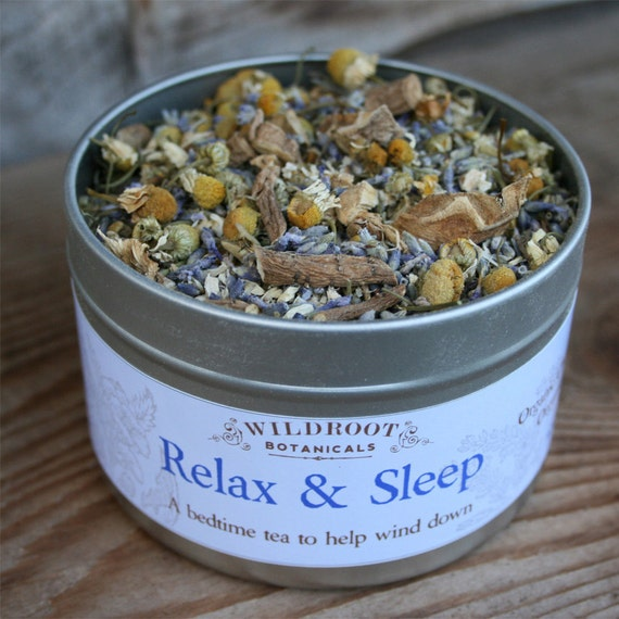 Custom listing for Corri: 2 oz of Relax & Sleep Tea