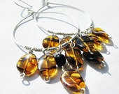 SALE-Tiger Chime Earrings