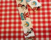 Dr. Suess--PACI Clip-- Cat in the Hat-Thing One-Thing Two