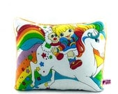 Rainbow Brite Pinkworks Mini Pillow