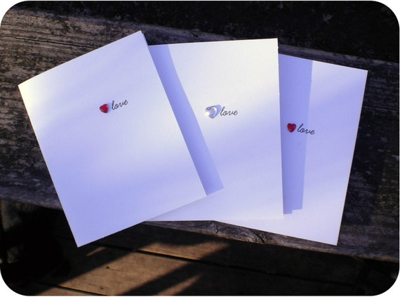 Simply Sweet Valentine's Cards
