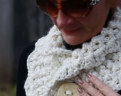 Ultimate chunky extremely warm  neck warmer pay it forward