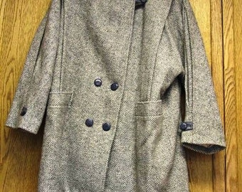 Collection Elegante Women's Wool Winter Coat (USED)