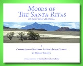 Murray Bolesta, Moods of the Santa Ritas, Southern Arizona, Tucson, Tubac, Nogales, Landscape Art, Sonoita, Art Book, Self Published Book