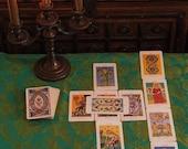 SALE 25 percent off Full Tarot Reading