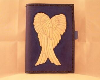 Angel Wings Genuine Leather Journal