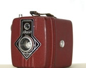 Vintage German Daci Royal Box Camera   1950