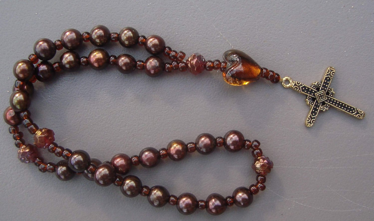 how to make an anglican rosary