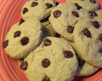 Chocolate Chip Cookie Soap - PARTY FAVORS - set of 20 favors