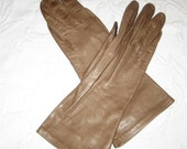 Vintage Woman's Leather Glove