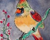Cardinal 2 (archival print)