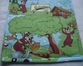 Yogi Bear Jellystone Park Reusable Eco Friendly Fun Sandwich Snack Everything Bags