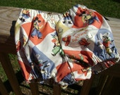 Michael Miller Vintage Inspired Yipee Diaper Cover