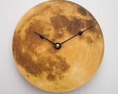 Harvest Moon Clock