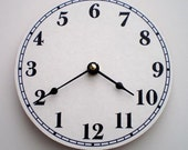 Australian Clock or Upside Down Clock