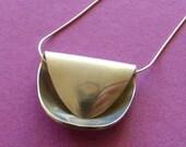 4 Timez Bent Spoon Necklace-Silverware Jewelry