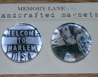 Welcome to Harlem (Set of 2)
