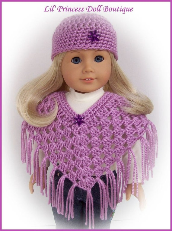 Items similar to Doll Clothes Made To Fit American Girl ...