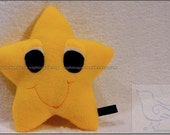 Twinkers Moon Star - 10 inch plush toy