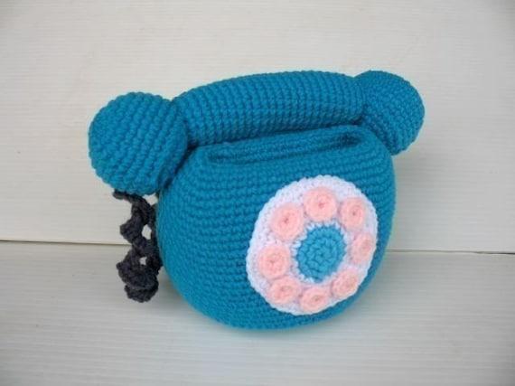 Crochet Pattern - Cell Phone Holder - PHONE  (00439)