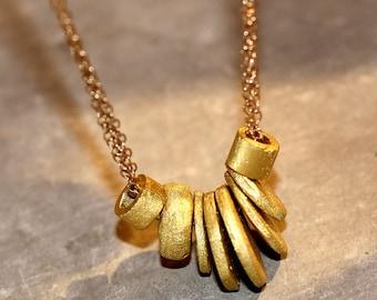 ZAHAVA Gold Necklace