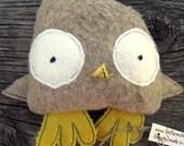 an owl named Poppet