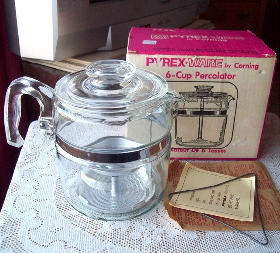 percolator coffee pot instructions