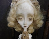 Lavinia - Victorian Ghost Art Doll by Evelyn's Wonderland