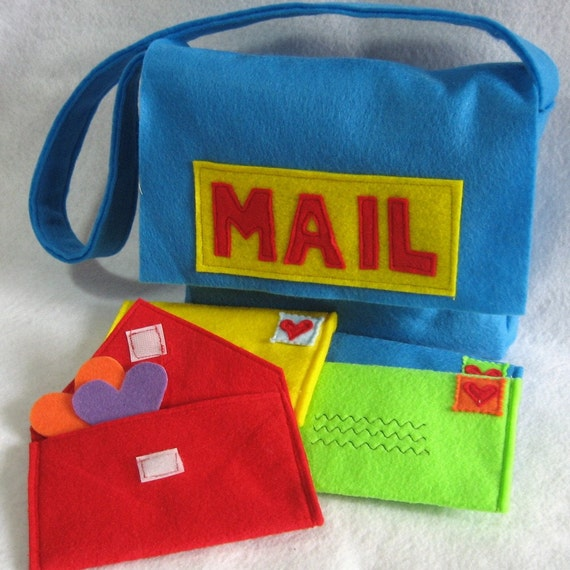 Ready to Ship Mail Set