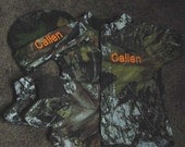 Realtree APG HD Camo Camouflage 3PC Baby Infant Newborn Set Personalized Boy or Girl Coming home outfit