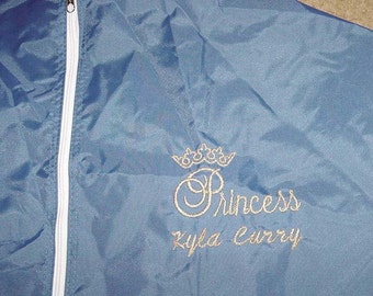Personalized Princess Crown Pageant Costumes Competitions Garment Dress Bag