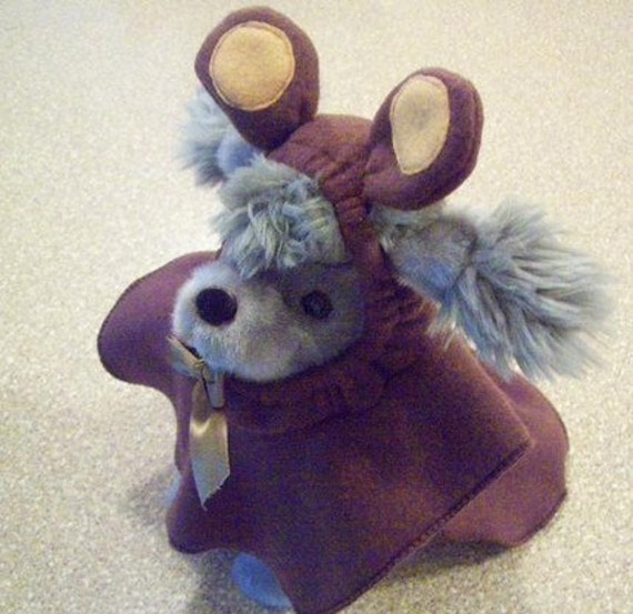 Ewok Costume for your Dog or Cat, size small